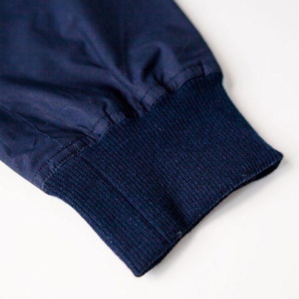 Nicholson and Nicholson  ニコルソン・アンド・ニコルソン  Cotton rib pants コットン リブ パンツ navy ネイビー