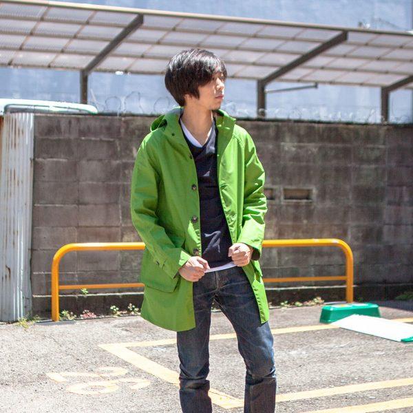 ACT13 アクトサーティーン Re:man coat リーマンコート