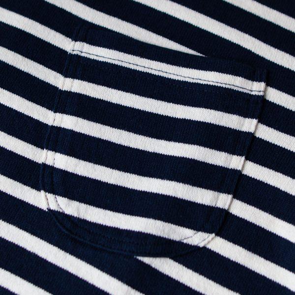 ACT13 アクト・サーティーン / Malaga T  マラガT ボーダー バスク Tシャツ