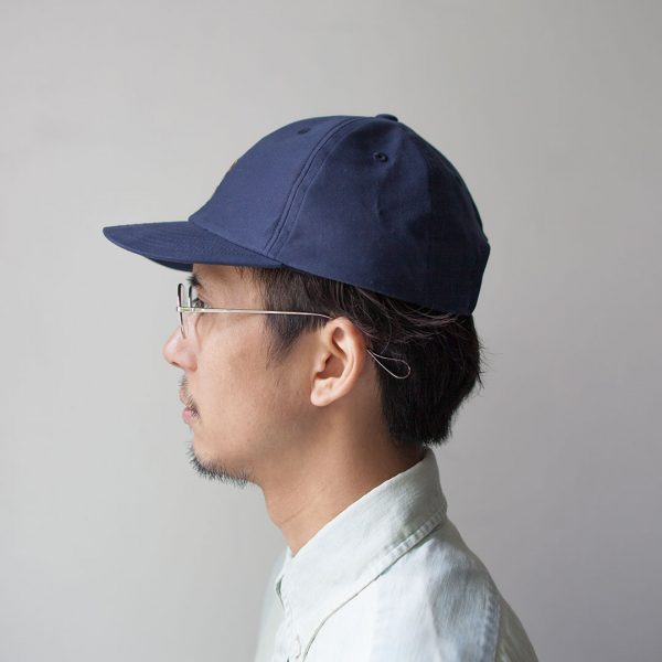 1sin イッシン / Shiba cap シバ・キャップ : navy ネイビー