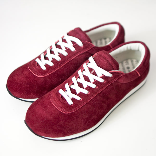 blueover ブルーオーバー Mikey lo マイキー : wine red ワインレッド