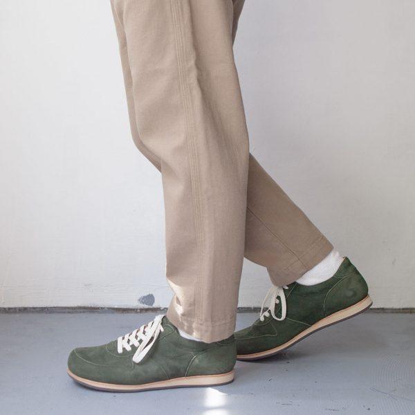 ordinary fits オーディナリーフィッツ  Barefoot duck trouser  ベアフット・ダック・トラウザーズ