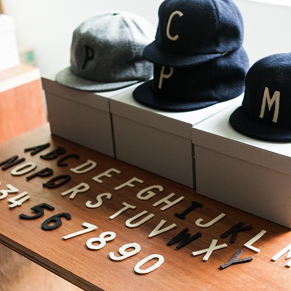 CAPS 帽子 セミオーダー キャップス イベント