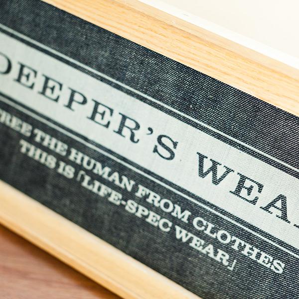 DEEPER'S WEAR ディーパーズウェア ALL YOURS オールユアーズ