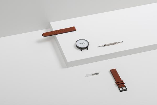 Instrmnt インストゥルメント 腕時計 ミニマル 組み立て