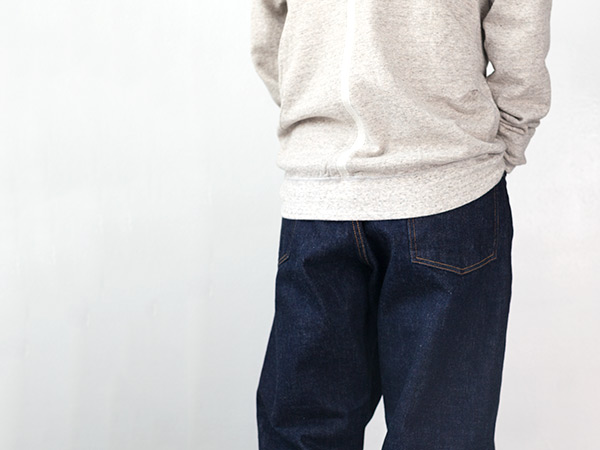 ordinary fits オーディナリフィッツ FARMERS 5POCKET DENIM