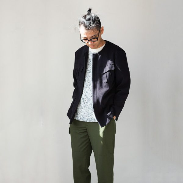 wrapinknot ラッピンノット 2017 ss  Crossed Line
