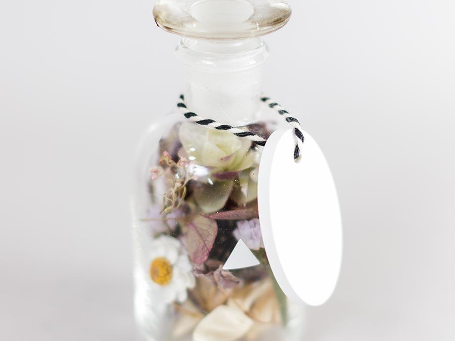 母の日 ギフト ドライフラワー Bottle by buffett struct チャーム