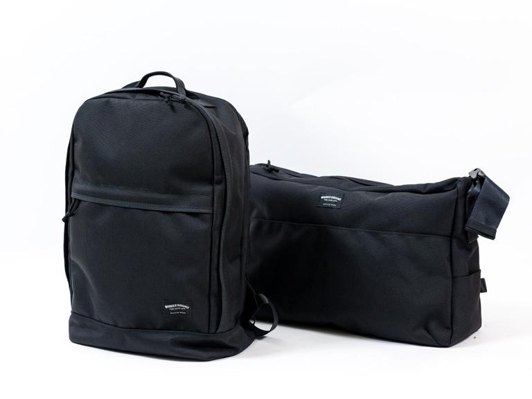 wonder baggage ワンダーバゲージ trait series トレイトシリーズ リュック ショルダー