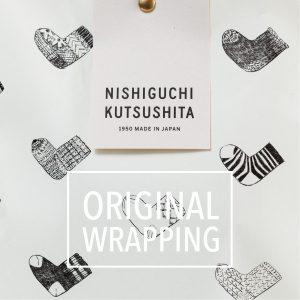 nishiguchi kutsushita ニシグチクツシタ  ギフト top画像