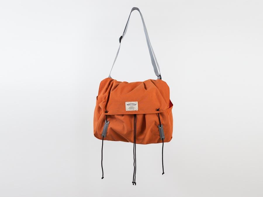 wonder baggage ワンダーバゲージ sunny draw string shoulder