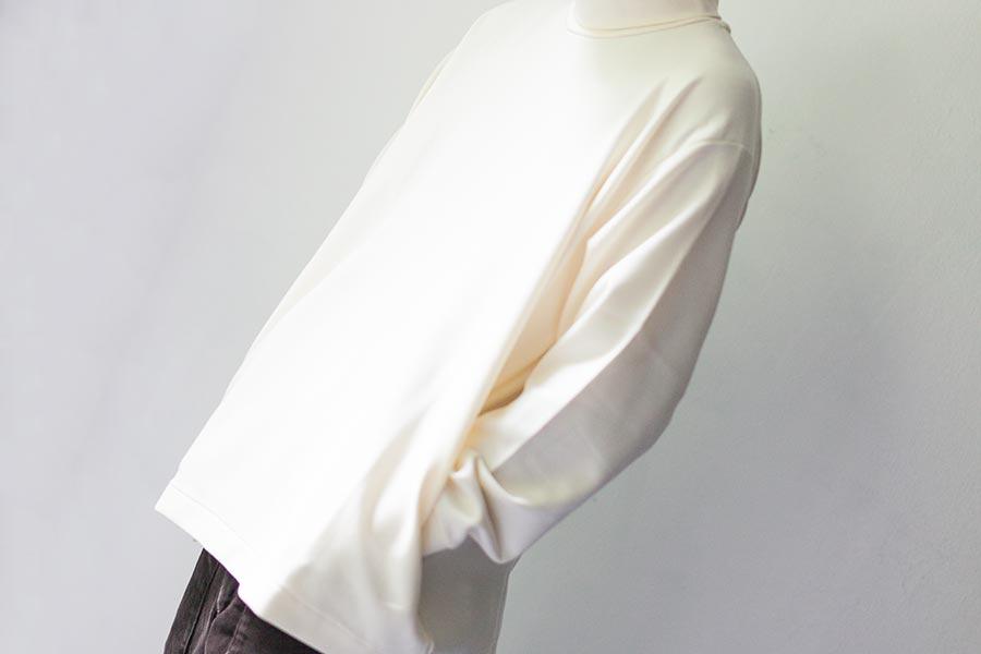 nanamica ナナミカ dualwarm turtle neck デュアルウォーム タートルネック 原田さんポケット手入れ