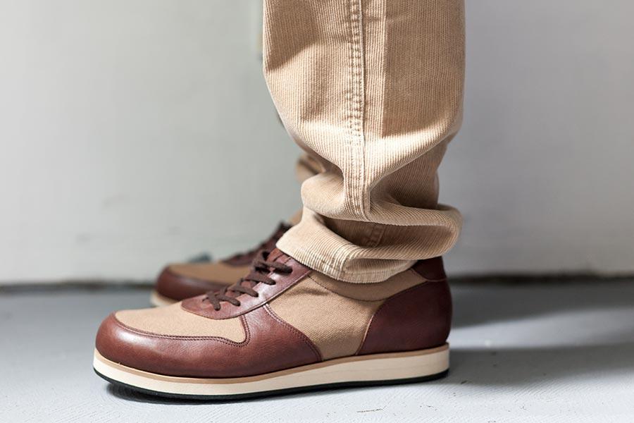 nanamica ナナミカ 2017 work pants corduroy コーデュロイ ワークパンツ 裾口