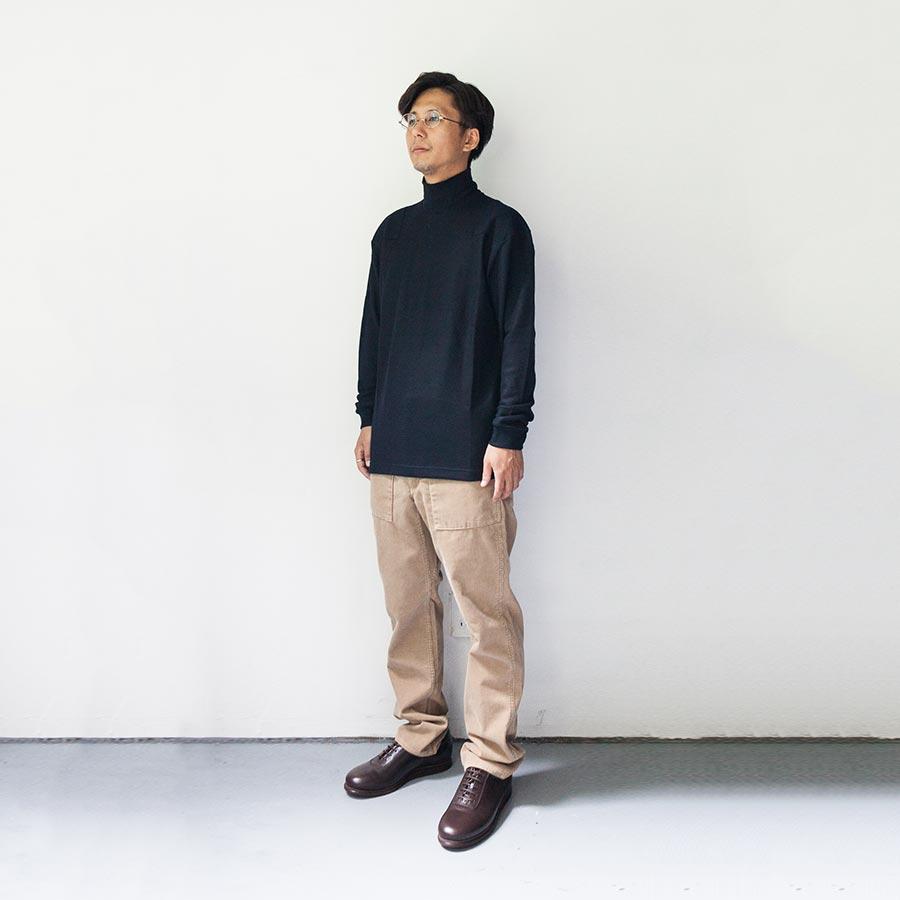 nanamica ナナミカ 2017 work pants corduroy コーデュロイ ワークパンツ KUONのタートル
