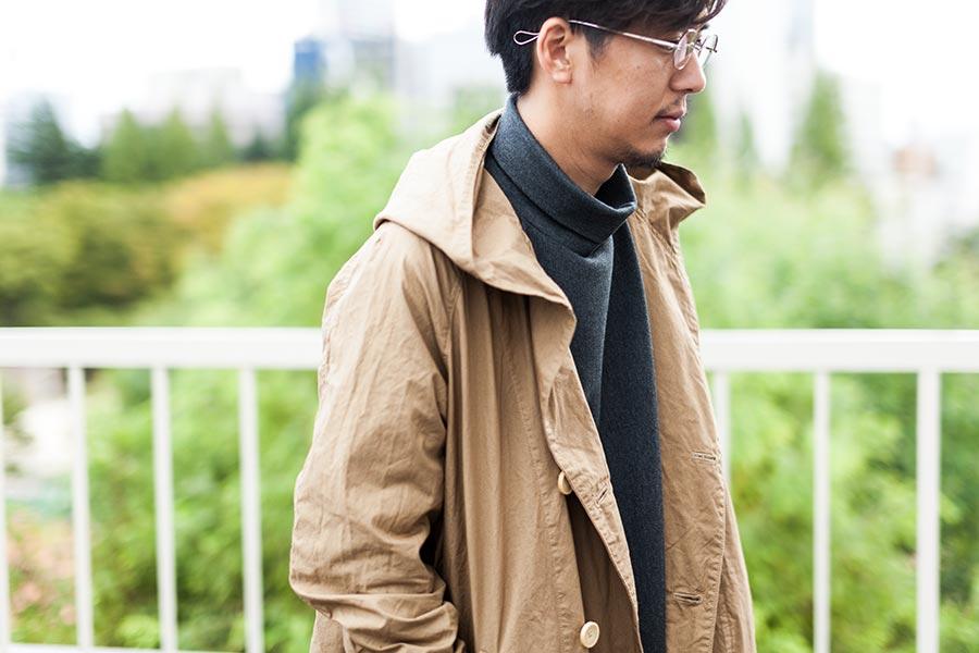 struct 2017 Autumn Winter A/W セレクト nanamicaのタートルが格好いい