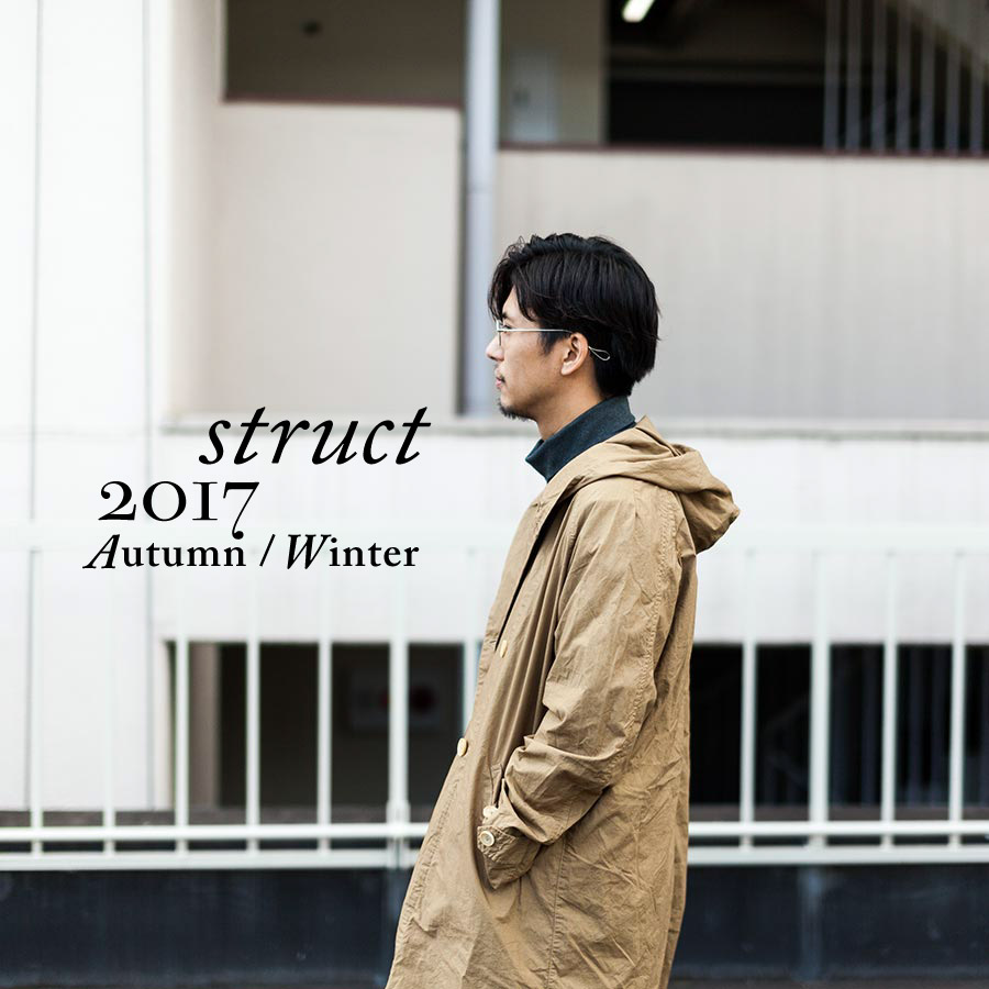 struct 2017 Autumn Winter A/W セレクト トップ画像
